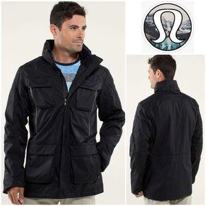 Lululemon Wet Coast Jacket in Black